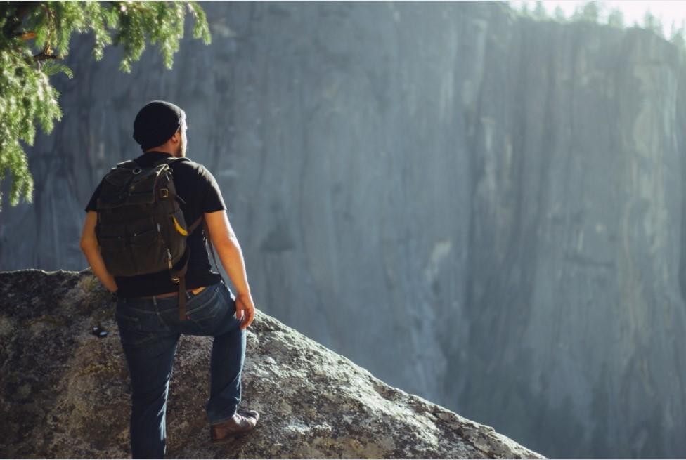 Why choose to hike ?